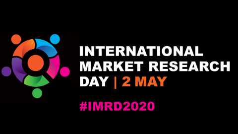 2 maggio – International Market Research Day