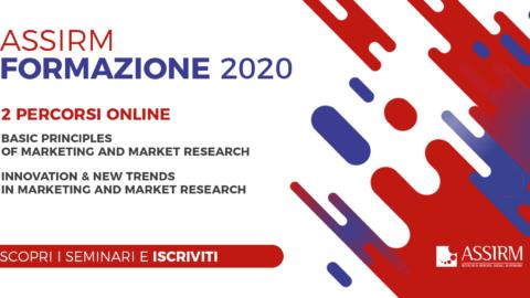 FORMAZIONE ASSIRM 2020 | SEMINARI ONLINE